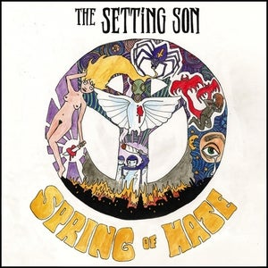 Image of The Setting Son ‎– Spring Of Hate CD Album New