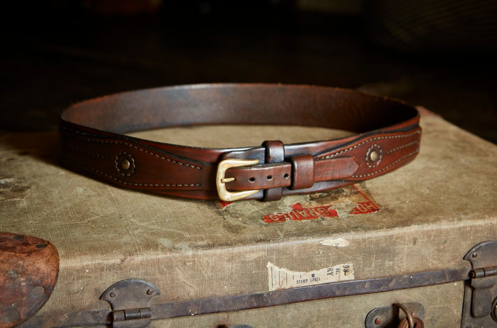 Image of 'Bottle' Ranger Belt
