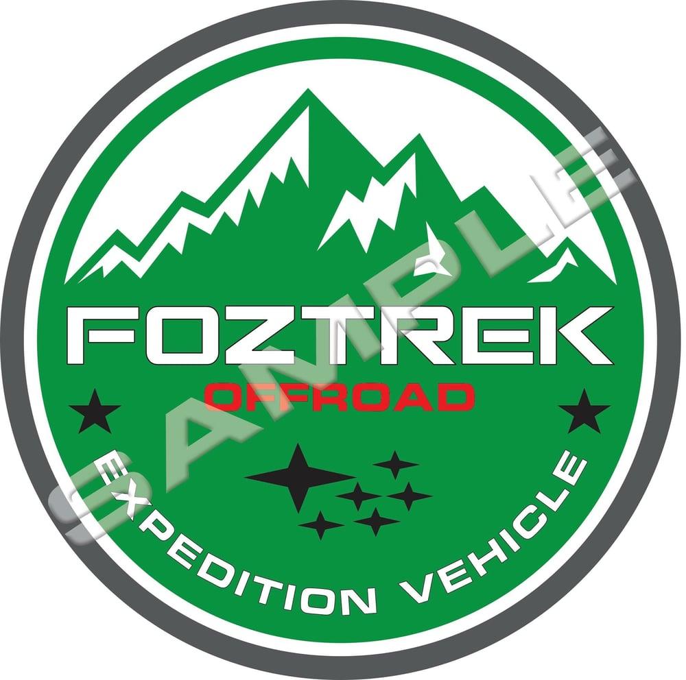 Image of Green Badge of honour