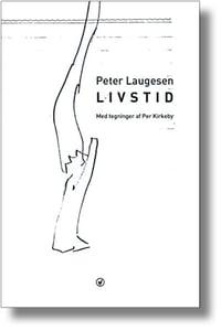 Image of Peter Laugesen: 'Livstid' [digtsamling]