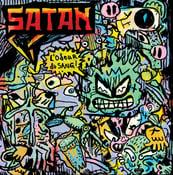 Image of Satan - L'odeur du Sang!