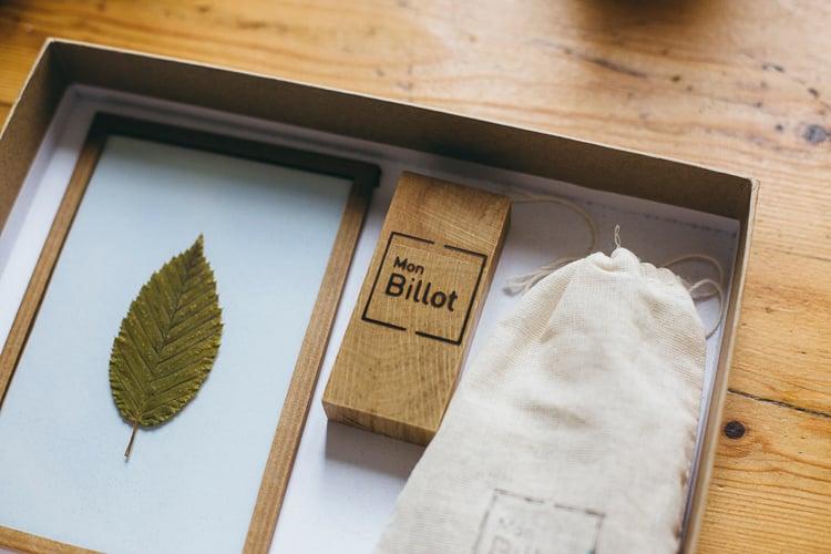 """Image of Billot """"9.6"""""""