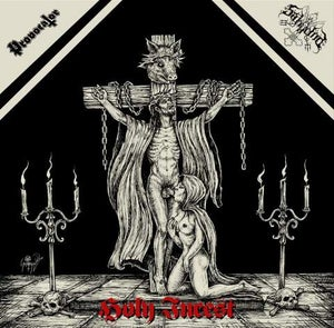 "Image of Sahrana / Provocator - ""Holy Incest"""