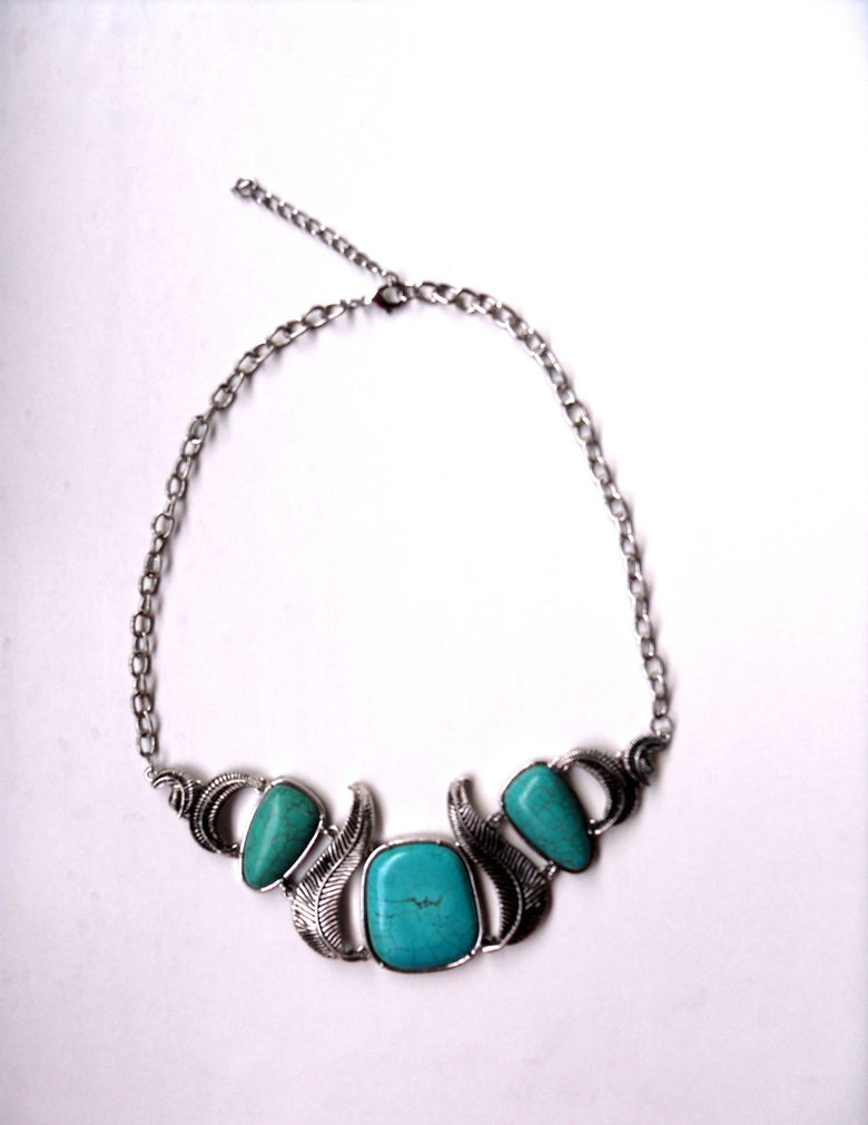 Image of Turquoise necklace