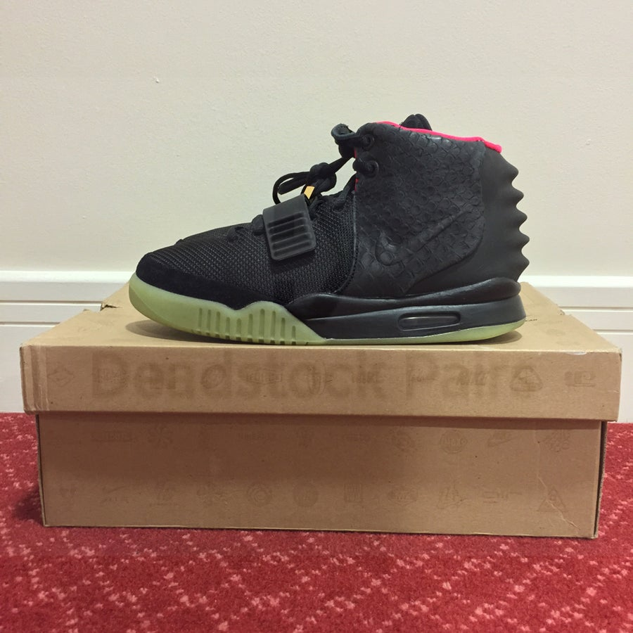 3c8b12700 ... Image of Nike Air Yeezy 2 Solar