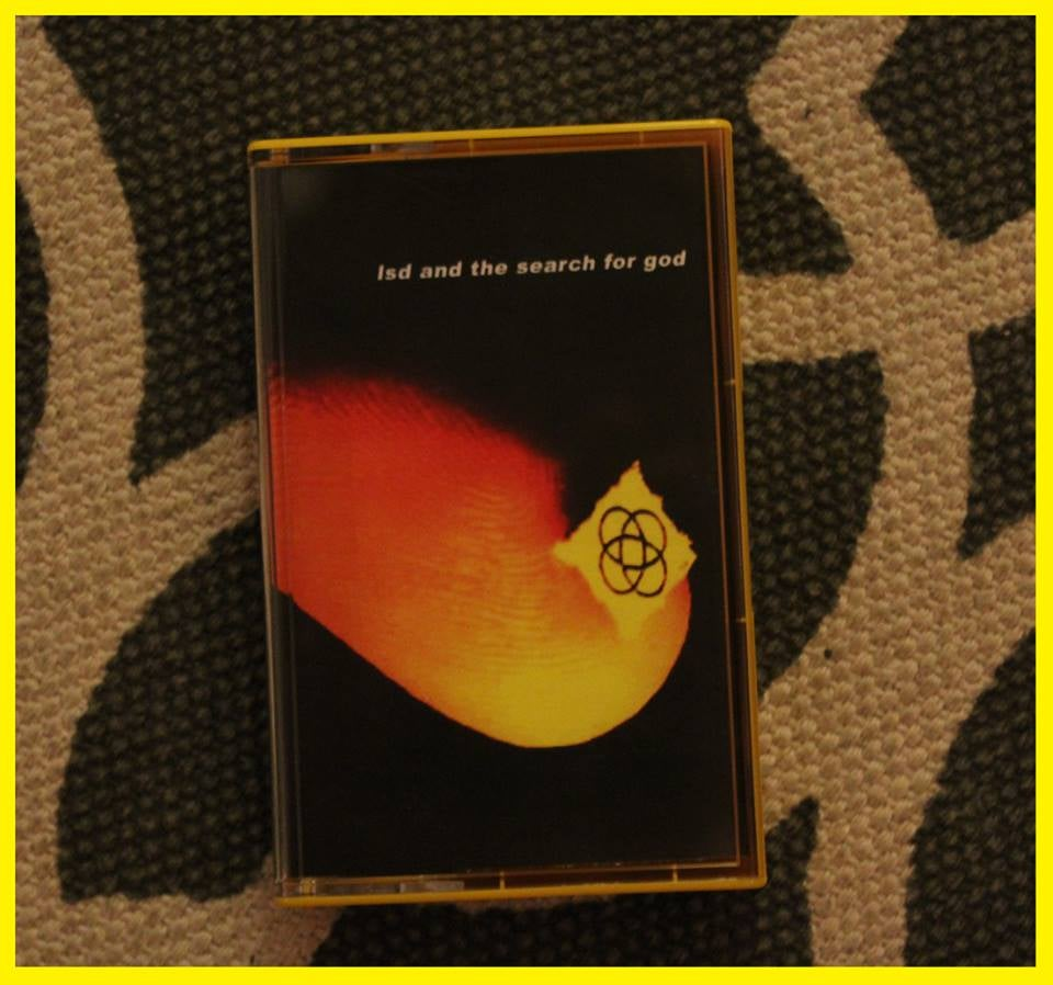 Image of Self Titled EP--Cassette Pre-Order. Label SOLD OUT. Last <del>71</del> 2 sold here.