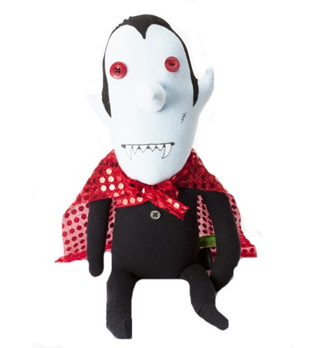 Image of keith the blood sucking vampire