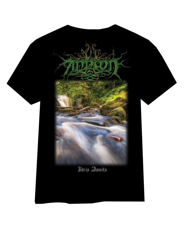 Image of Annwn - Idris Awaits T-Shirt