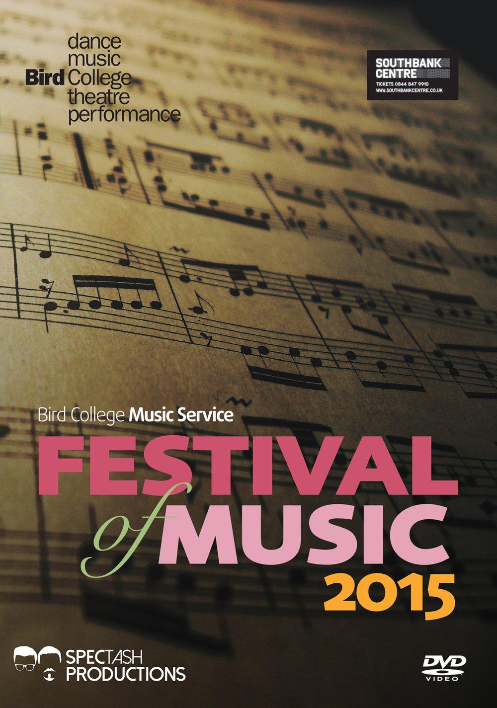 Image of Festival of Music 2015 - Bird College