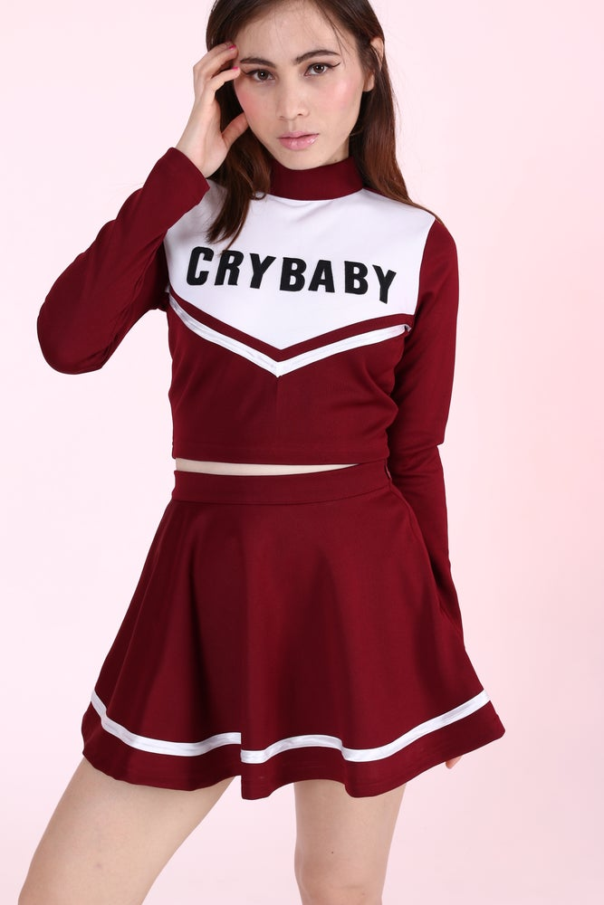 brave cheerdance outfit for girls
