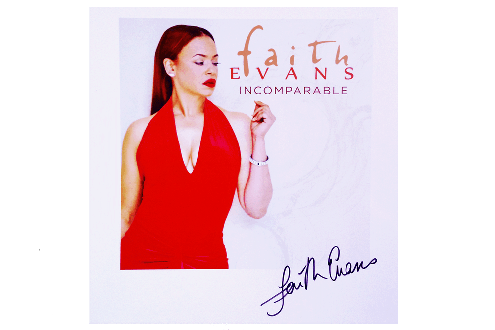 "Image of Autographed ""Incomparable"" 8X10 Poster"