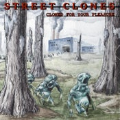 Image of MSR018 Street Clones- Cloned For Your Pleasure CD
