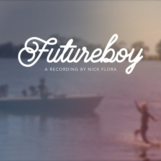 Image of Futureboy EP