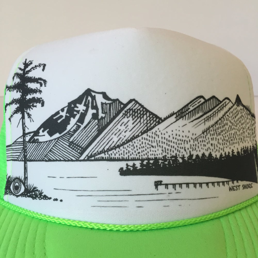 Image of West Shore Trucker Hat
