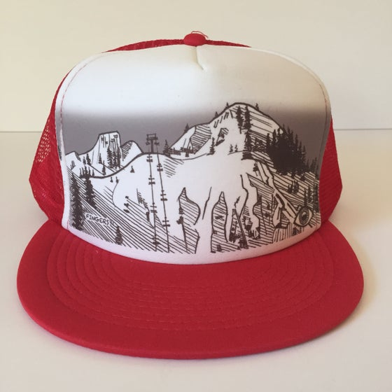 Image of Fingers Trucker Hat