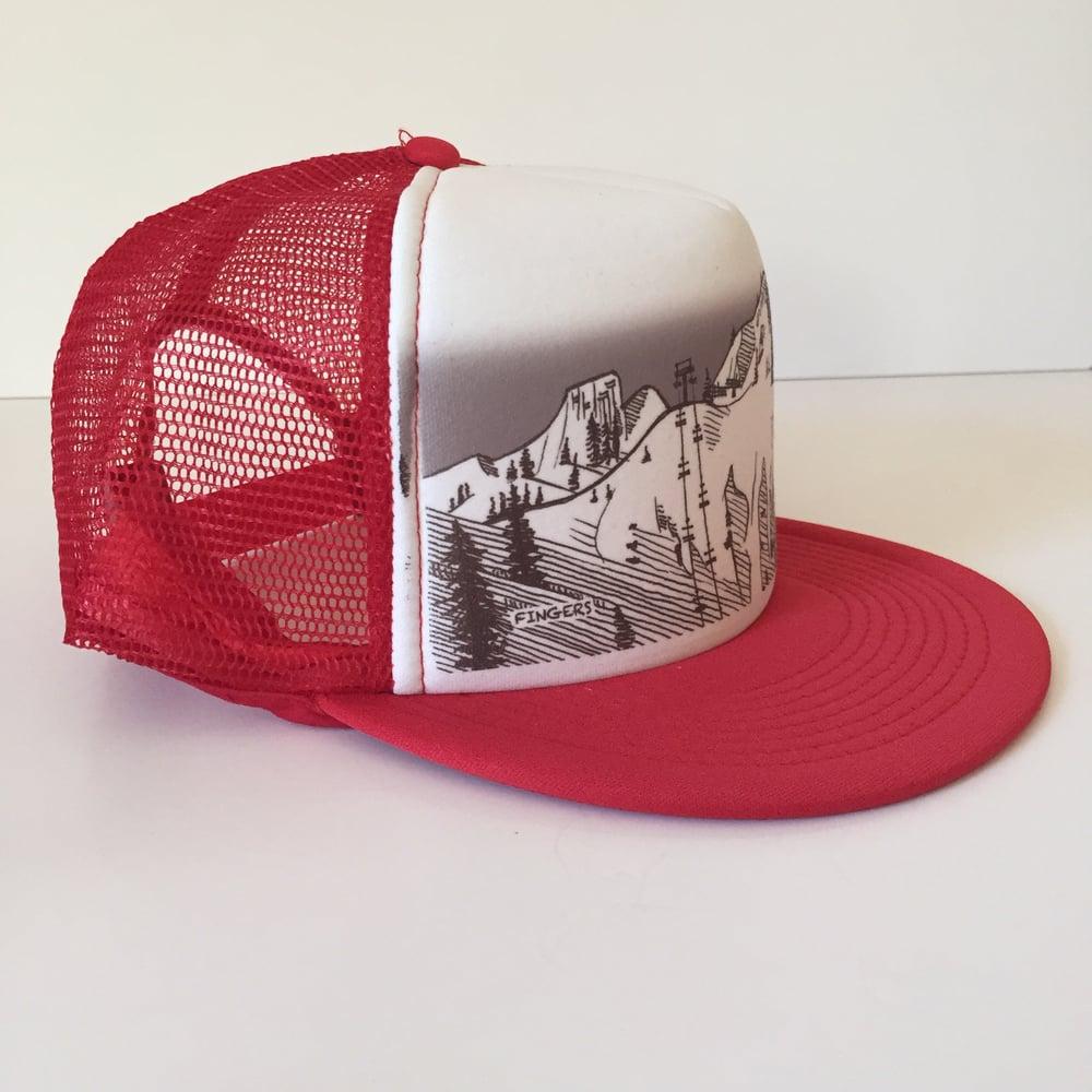 Image of Fingers Trucker Hat