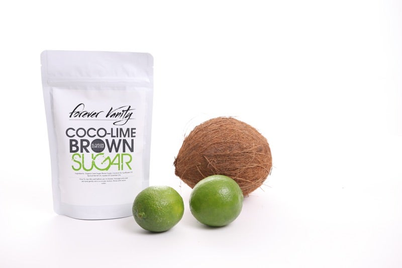 Image of COCONUT LIME BROWN SUGAR