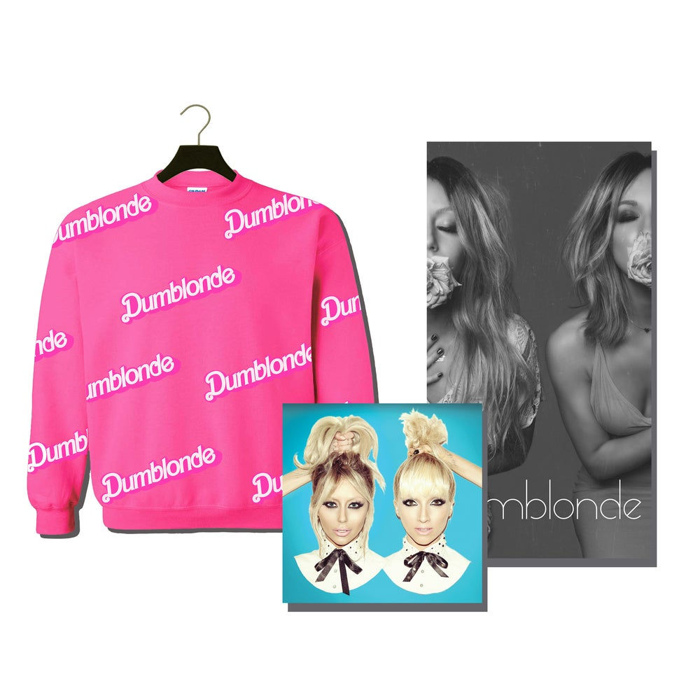 "Image of The ""Platinum Blonde"" Package"