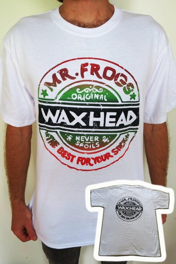 Image of Waxhead Cotton Tee