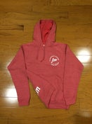 Image of Local Division Hoodie - Raspberry