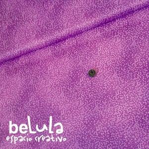 Image of Tela algodón patchwork: Puntitos lilas