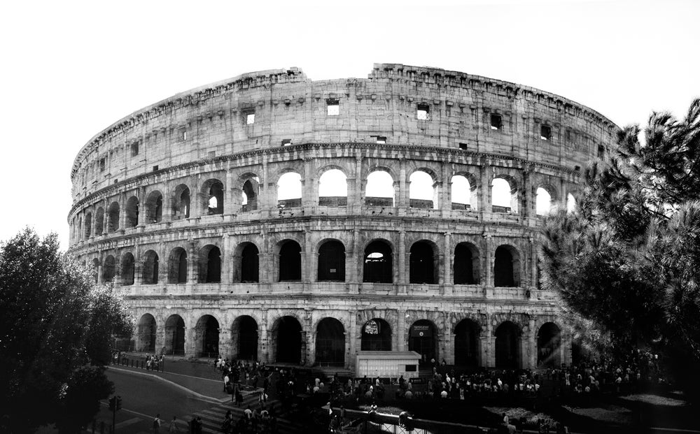 Image of Colosseum - Rome  [C99]
