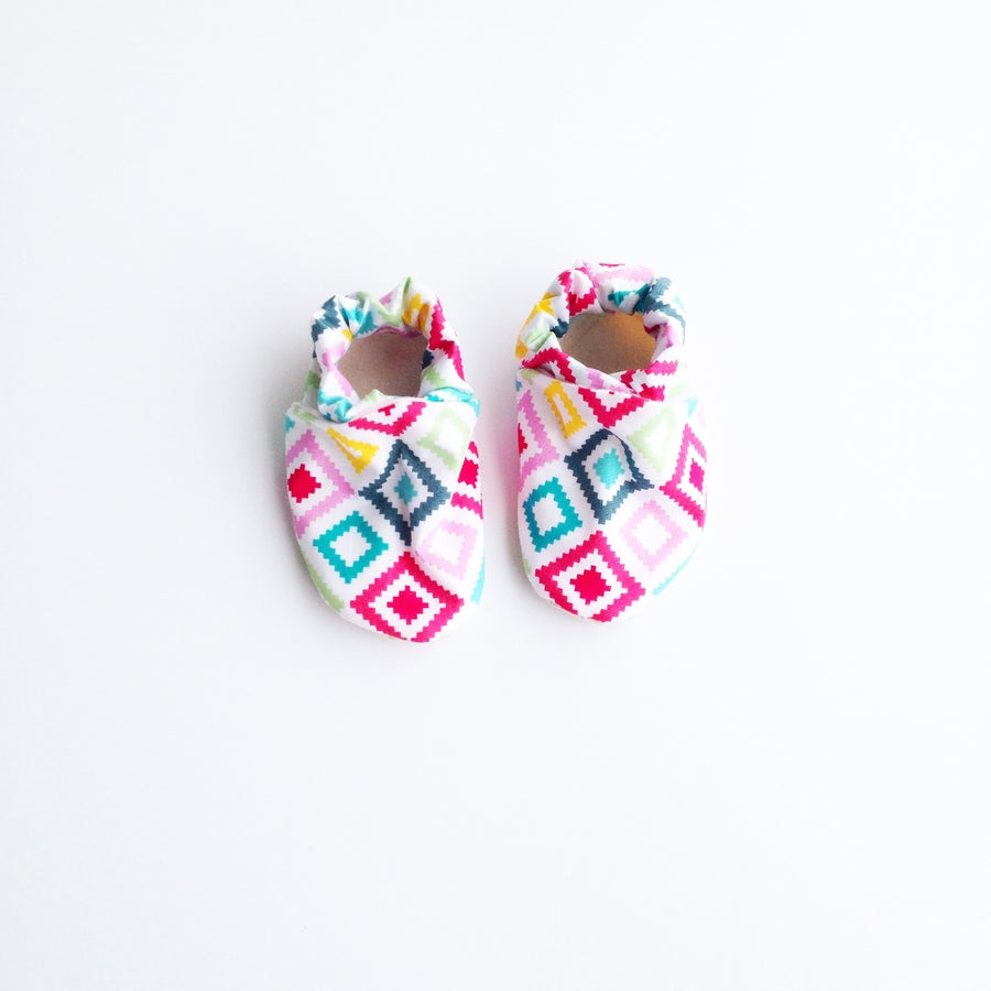 Image of Aztec Colorful