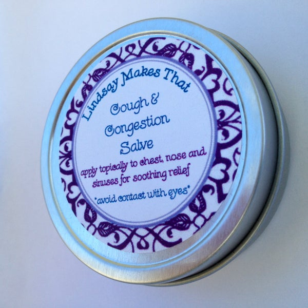 Image of Cough & Congestion Salve