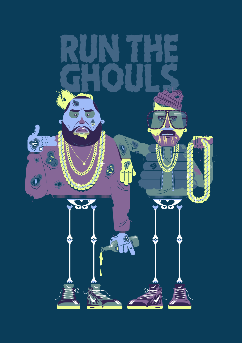 Image of Run The Ghouls