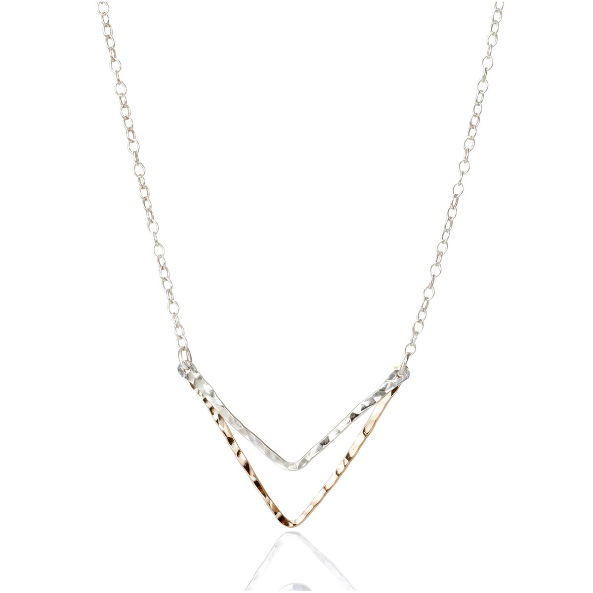 Image of Small Arrow Necklace