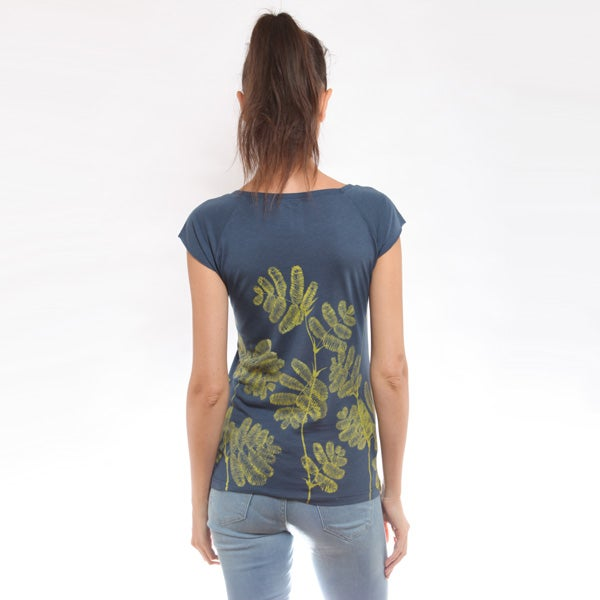 Image of DenimMimosa Bamboo T