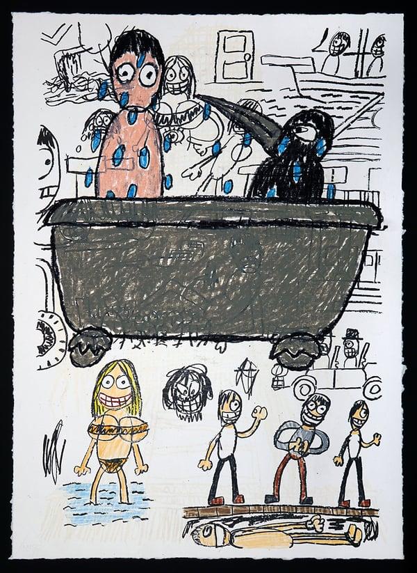 "Jay Stuckey - ""#1-#5, 2015"" - Unique Multiples - Misc. Press"