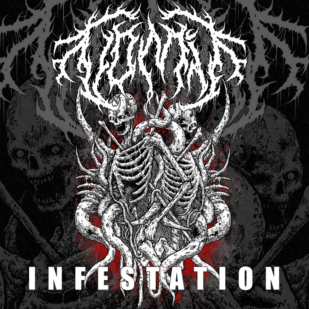 Image of INFESTATION [EP] 2018 REISSUE