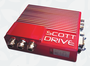 Image of 100kW Scott Drive Inverter Only (for BLDC or Induction motors)