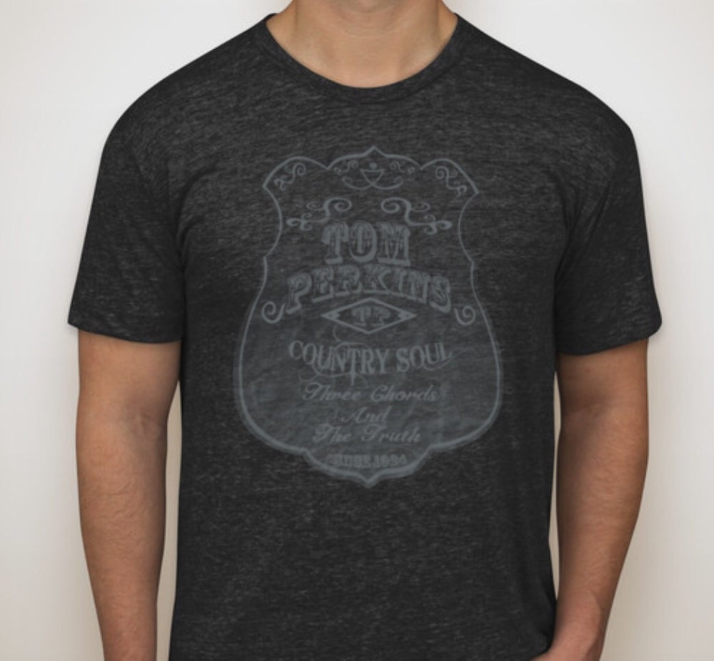 Image of Tom Perkins Country Soul Tshirt