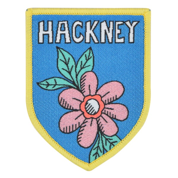 Image of Hackney Patch & Stag Patch