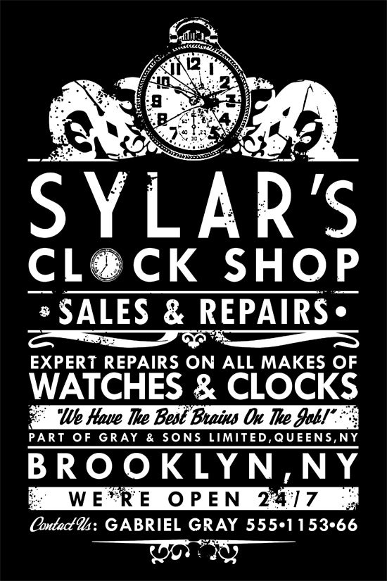 Sylar's Clockshop {f}