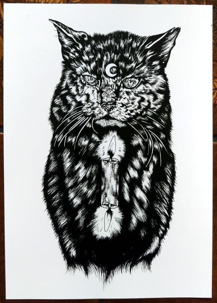 Image of Burnout - Print