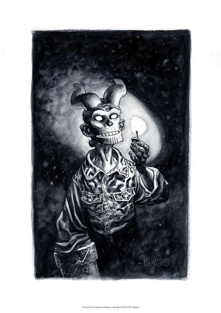 Image of Hellboy: Midnight
