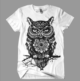 Image of Dark Owl Tee