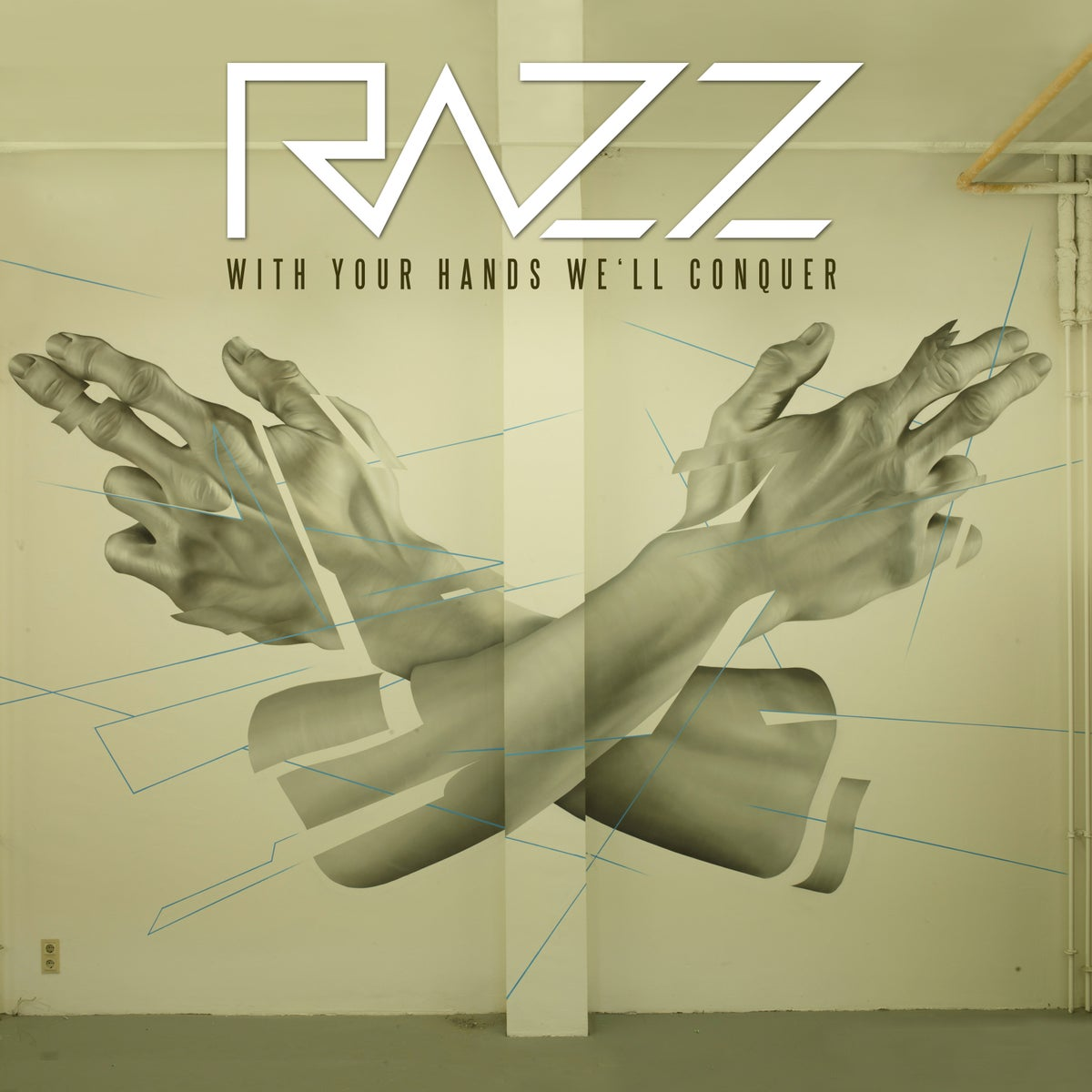 "Image of Razz ""With Your Hands We'll Conquer"" CD"