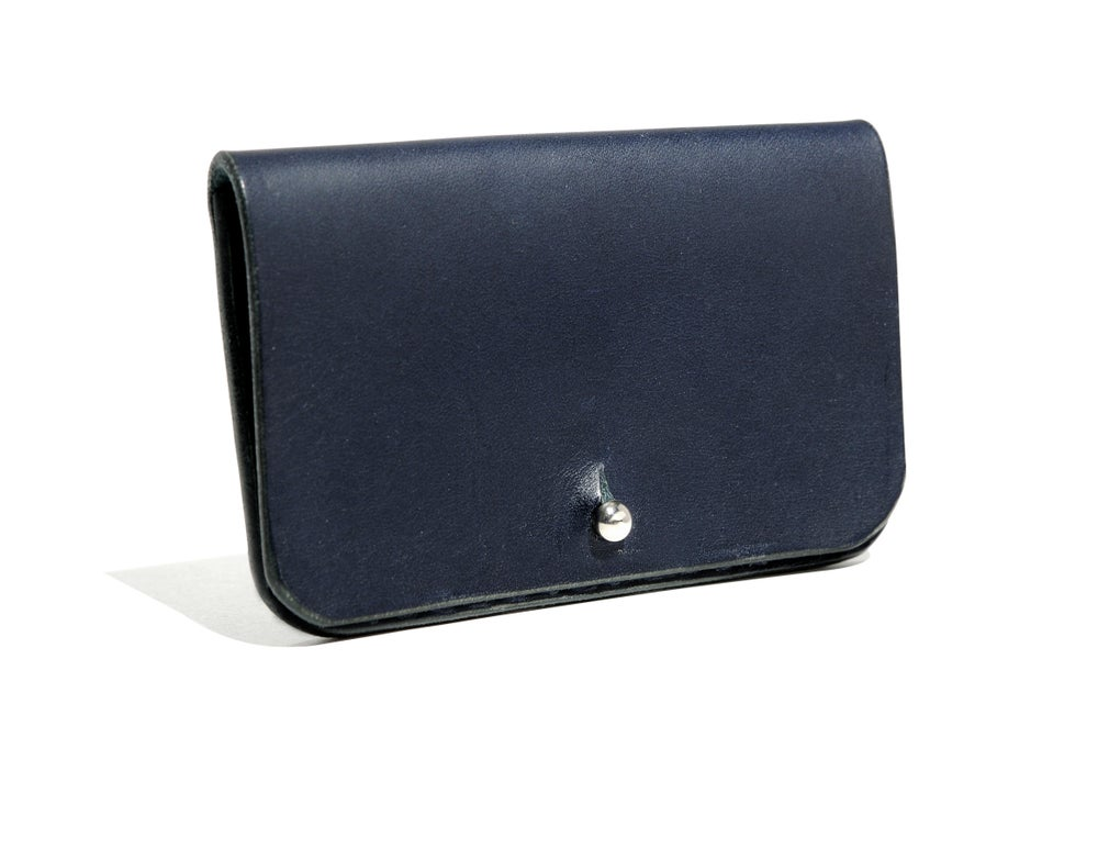 Image of Navy Card Case