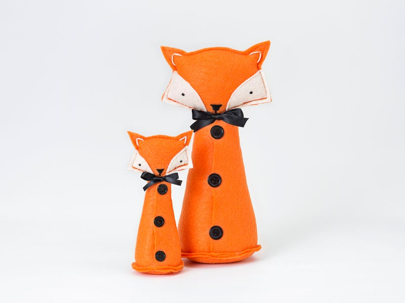 Image of Foxy Pincushion- small