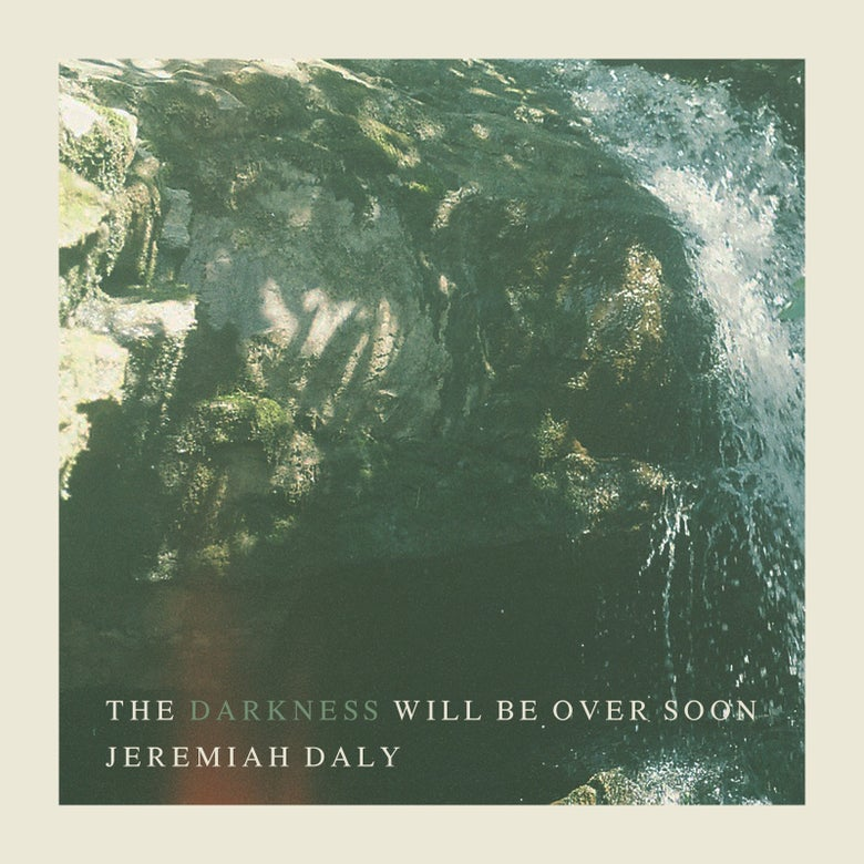 "Image of ""The Darkness Will Be Over Soon"" Physical Copy"