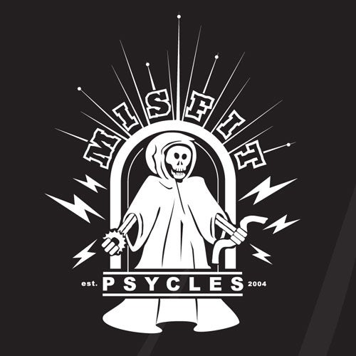 Image of Misfit Psycles DeathPsycles T Shirt