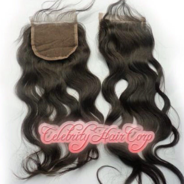 4x4 Silk & Lace Closure; 5x5 Lace Closure