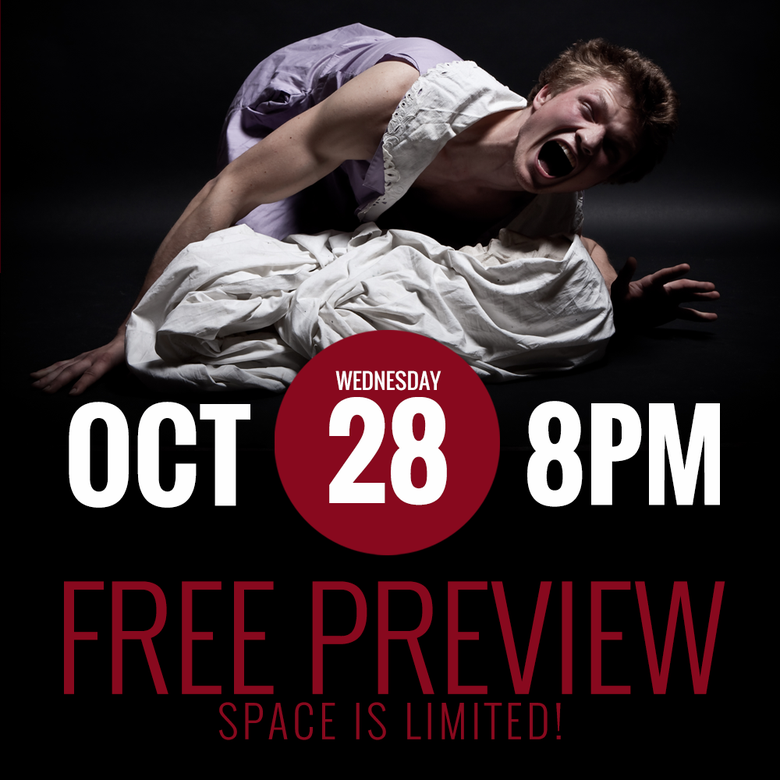Image of OCT. 28 - 8PM [FREE SHOW]