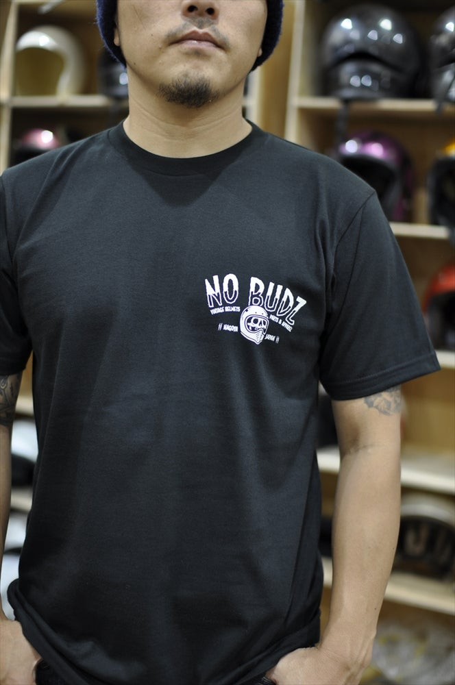 Image of NO BUDZ ORIGINAL TEE 4th