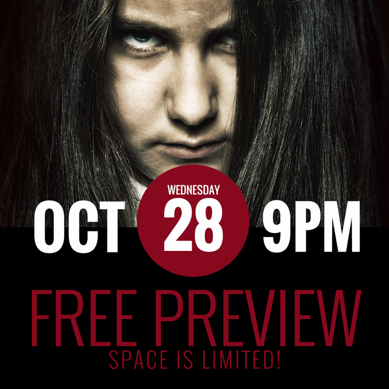 Image of OCT. 28 - 9PM [FREE SHOW]