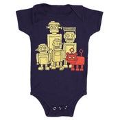 Image of Baby - Robot Family
